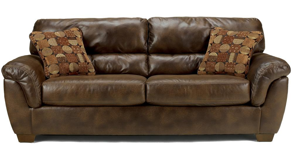 Ashley Furniture Frontier - Canyon  Stationary Sofa - Item Number: 3090038