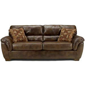 Ashley Furniture Frontier   Canyon Stationary Sofa
