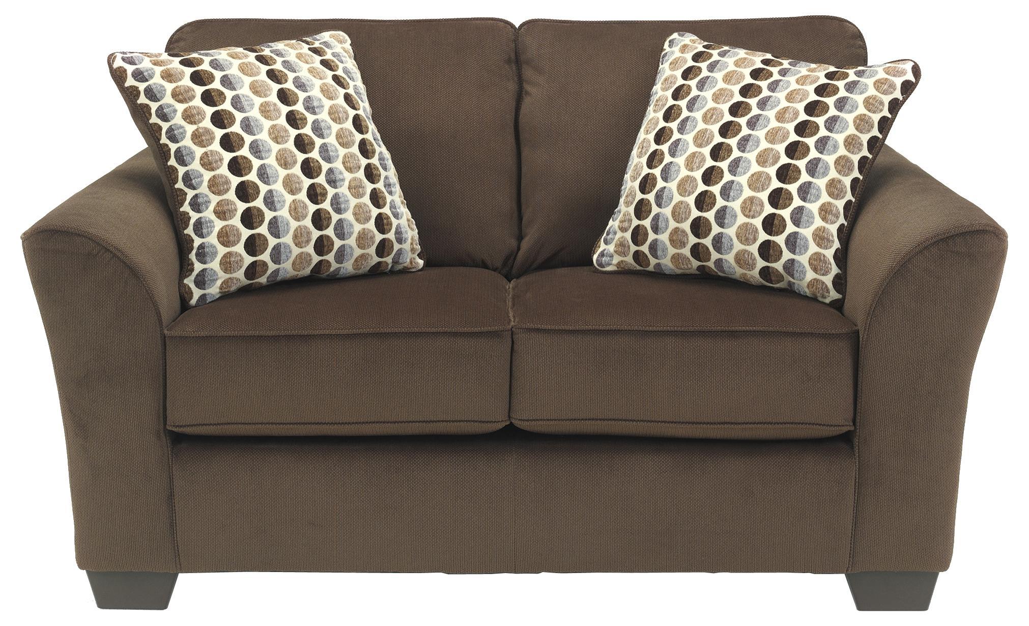 Ashley Furniture Geordie - Cafe Loveseat - Item Number: 2350035