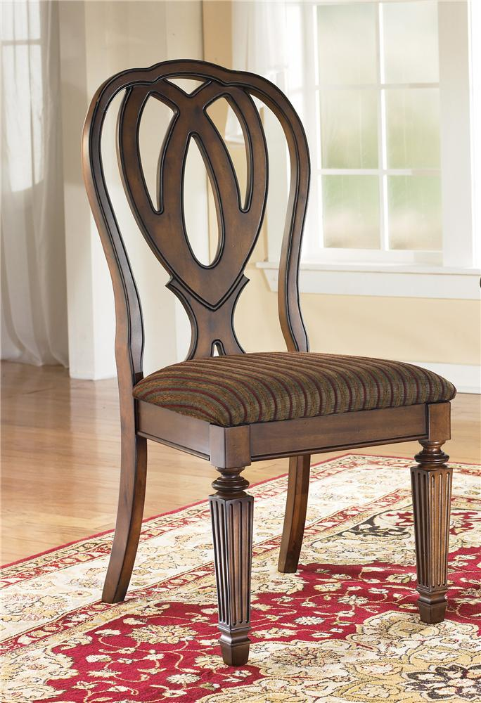 Signature Design by Ashley Hamlyn Side Chair - Item Number: D527-01