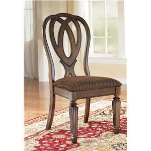 Signature Design by Ashley Hamlyn Side Chair