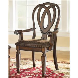 Signature Design by Ashley Hamlyn Arm Chair