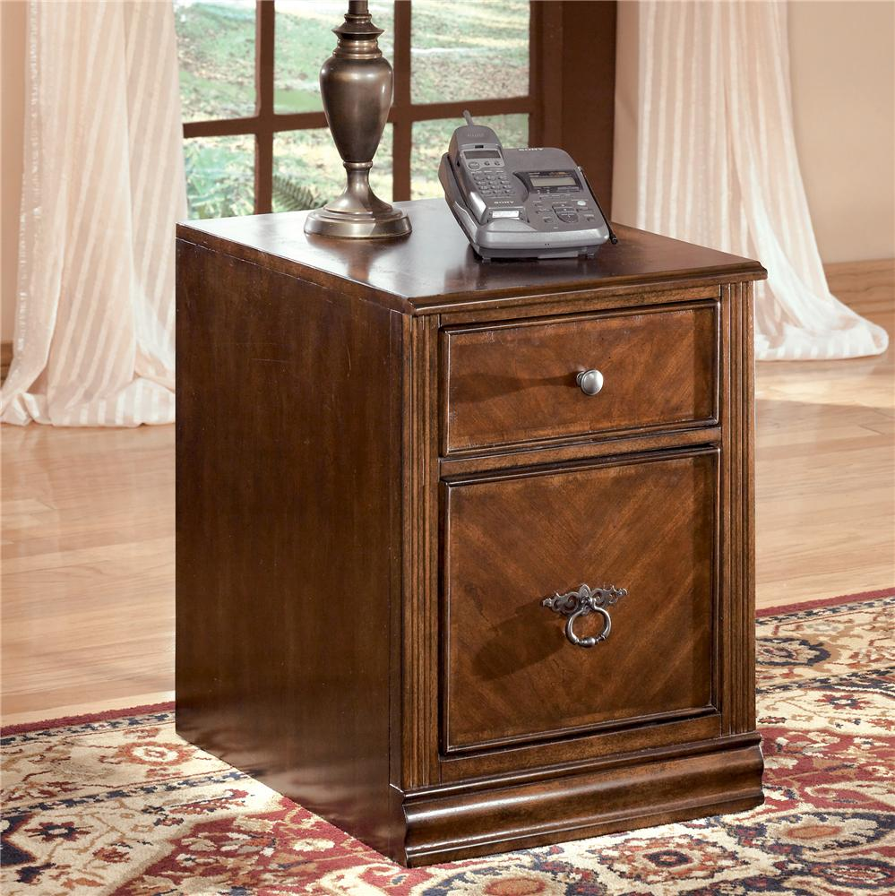 Signature Design by Ashley Hamlyn File Cabinet - Item Number: H527-12