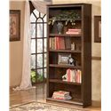 Signature Design by Ashley Hamlyn Large Bookcase - Item Number: H527-17