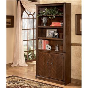 Ashley Signature Design Hamlyn Large Door Bookcase