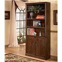 Signature Design by Ashley Hamlyn Large Door Bookcase