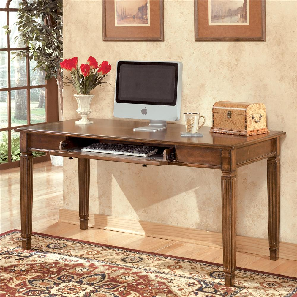 Furniture By Ashley: Signature Design By Ashley Hamlyn Large Leg Table Desk