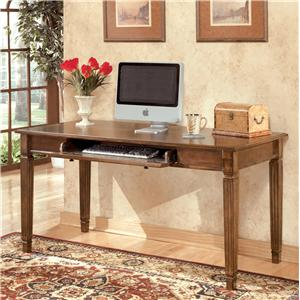 Ashley Signature Design Hamlyn Large Leg Desk