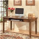 Signature Design by Ashley Hamlyn Large Leg Desk - Item Number: H527-44