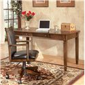 Ashley Signature Design Hamlyn Large Leg Table Desk Dunk