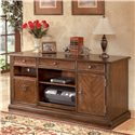 Signature Design by Ashley Hamlyn Large Credenza - Item Number: H527-46