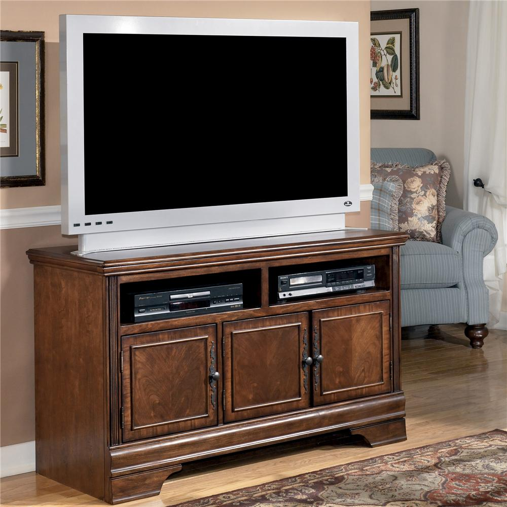 Signature Design by Ashley Hamlyn Medium TV Stand - Item Number: W527-28