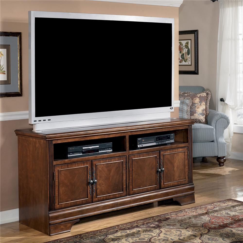 Signature Design by Ashley Hamlyn Large TV Stand - Item Number: W527-38