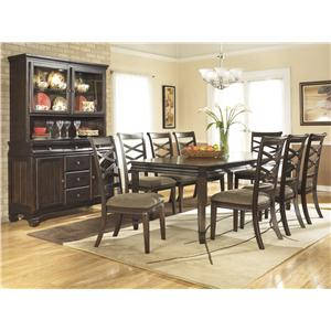 Ashley Furniture Hayley Casual Dining Room Group