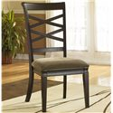 Ashley Furniture Hayley Side Chair - Item Number: D480-01