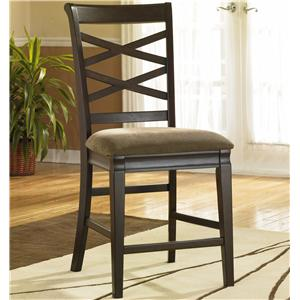 Signature Design by Ashley Furniture Hayley 24 Inch Bar Stool