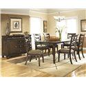 Ashley Furniture Hayley Buffet