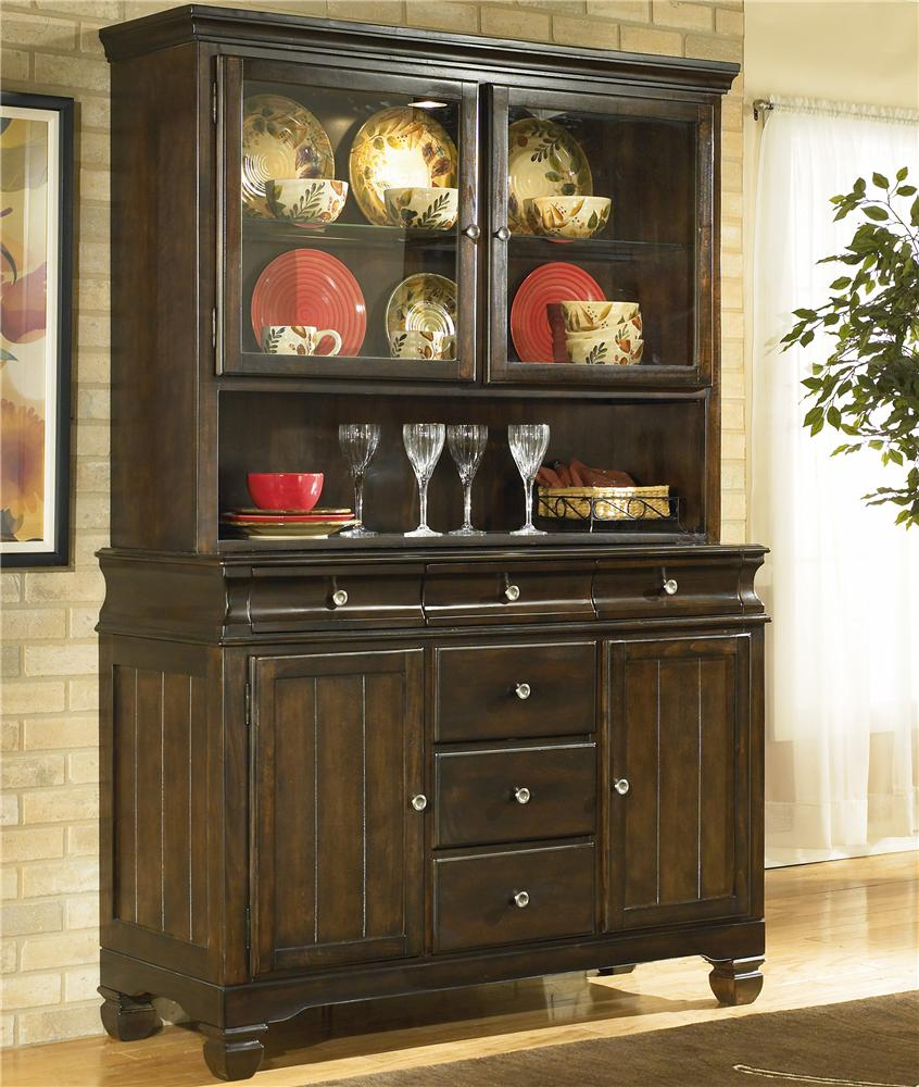 ashley furniture china cabinet Ashley Furniture Hayley Contemporary China Buffet with Drawer and  ashley furniture china cabinet
