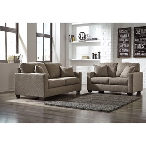 Ashley Furniture Hearne Stationary Living Room Group