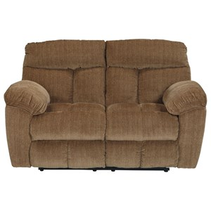 Signature Design by Ashley Hector Reclining Loveseat