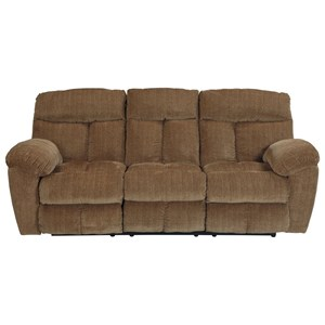 Signature Design by Ashley Hector Reclining Sofa