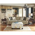 Ashley Furniture Hindell Park Oversized Accent Ottoman