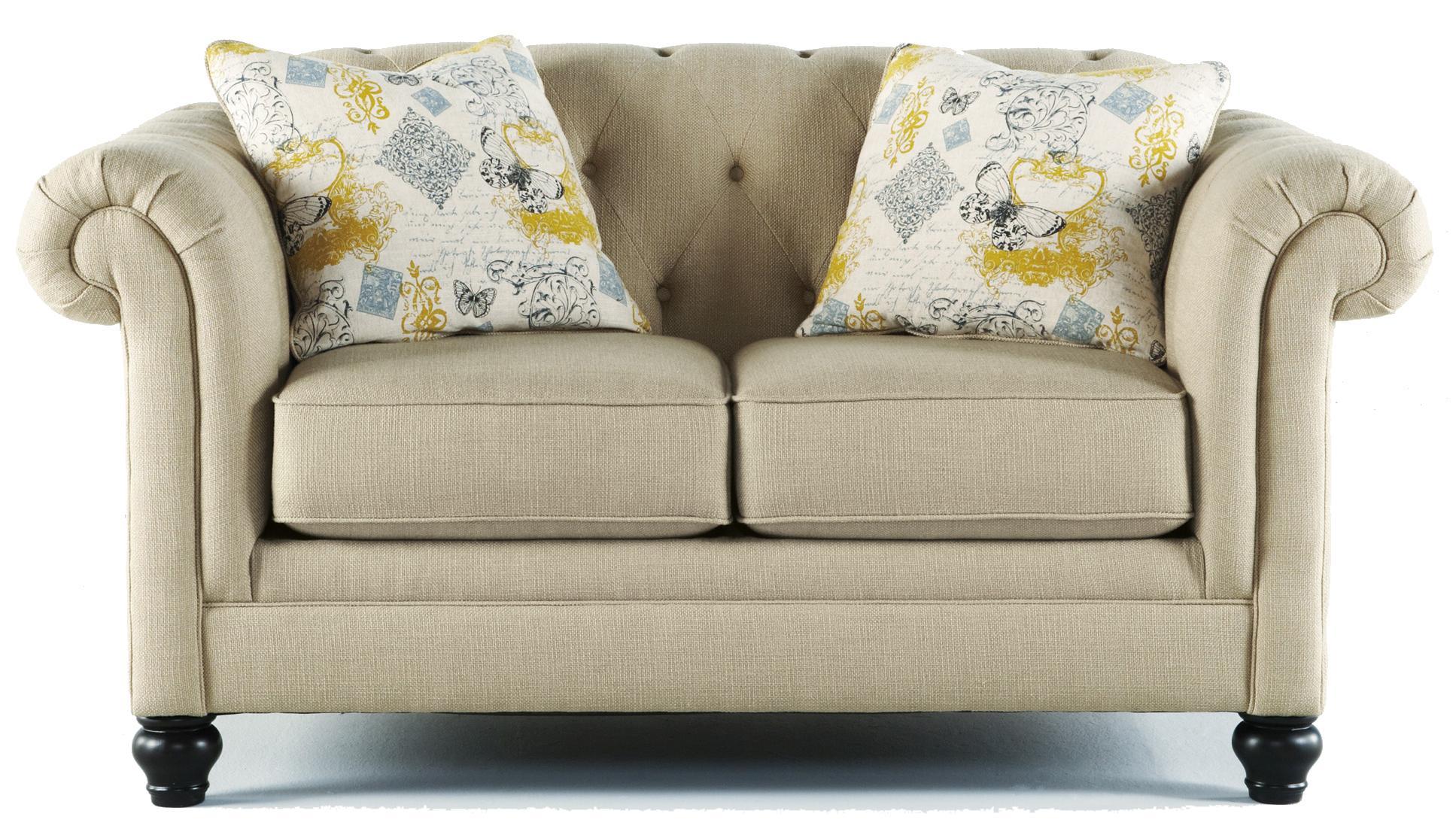 Ashley Furniture Hindell Park Loveseat - Item Number: 1680435