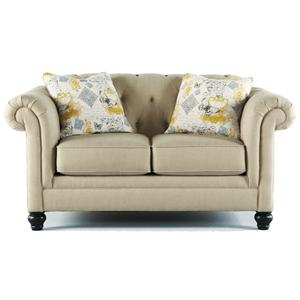 Ashley Furniture Hindell Park Loveseat