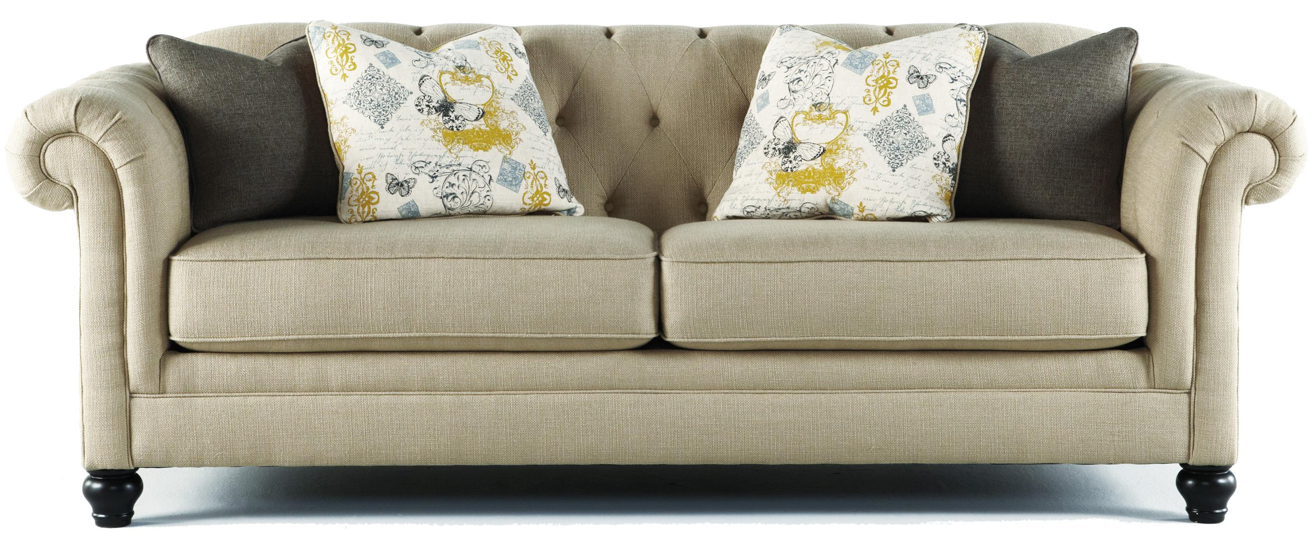 Ashley Furniture Hindell Park Sofa - Item Number: 1680438
