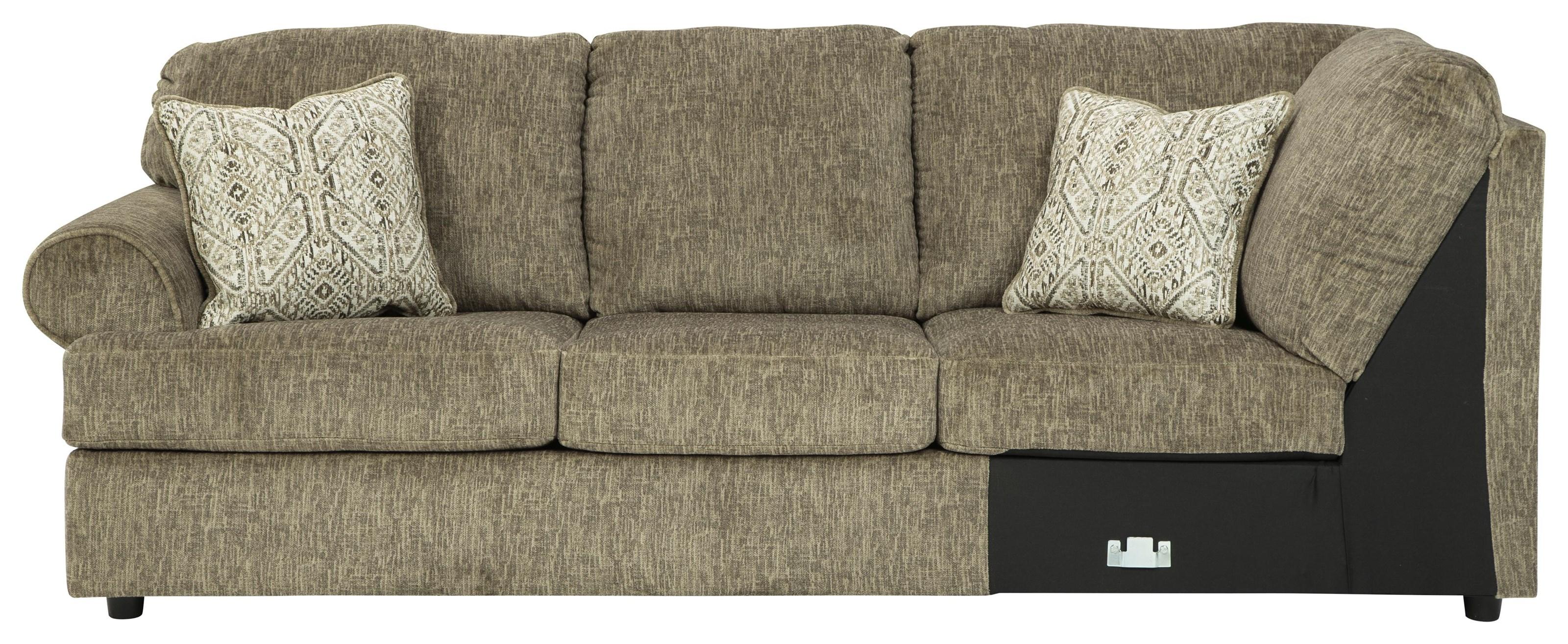 Hoylake Left Arm Facing Sofa by Ashley Furniture at Johnny Janosik