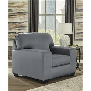 Sensational Ashley Furniture Alcona 9831042 Swivel Glider Accent Chair Lamtechconsult Wood Chair Design Ideas Lamtechconsultcom