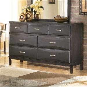 Ashley Furniture Kira Dresser