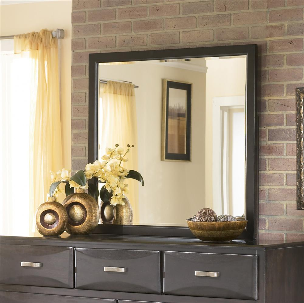 Ashley Furniture Kira Mirror - Item Number: B473-36