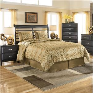 Good Ashley Furniture Kira King/Cal King Panel Headboard
