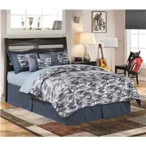 Ashley Furniture Kira Full Panel Headboard Bed