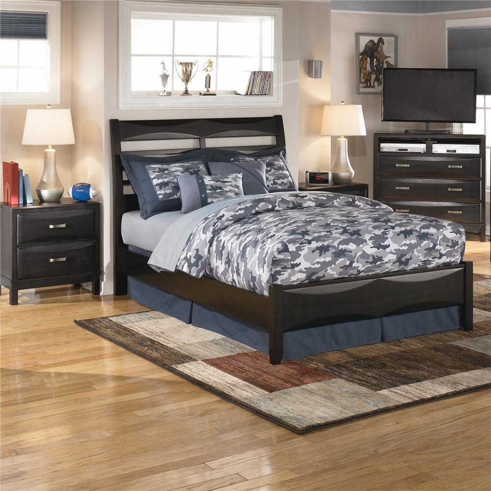 Ashley Furniture Kira 7 Drawer Dresser: Ashley Furniture Kira 2 Drawer Night Stand