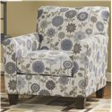 Ashley Furniture Kreeli - Accents Accent Chair - Item Number: 124XX21
