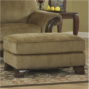 Ashley Furniture Lansbury - Autumn Ottoman