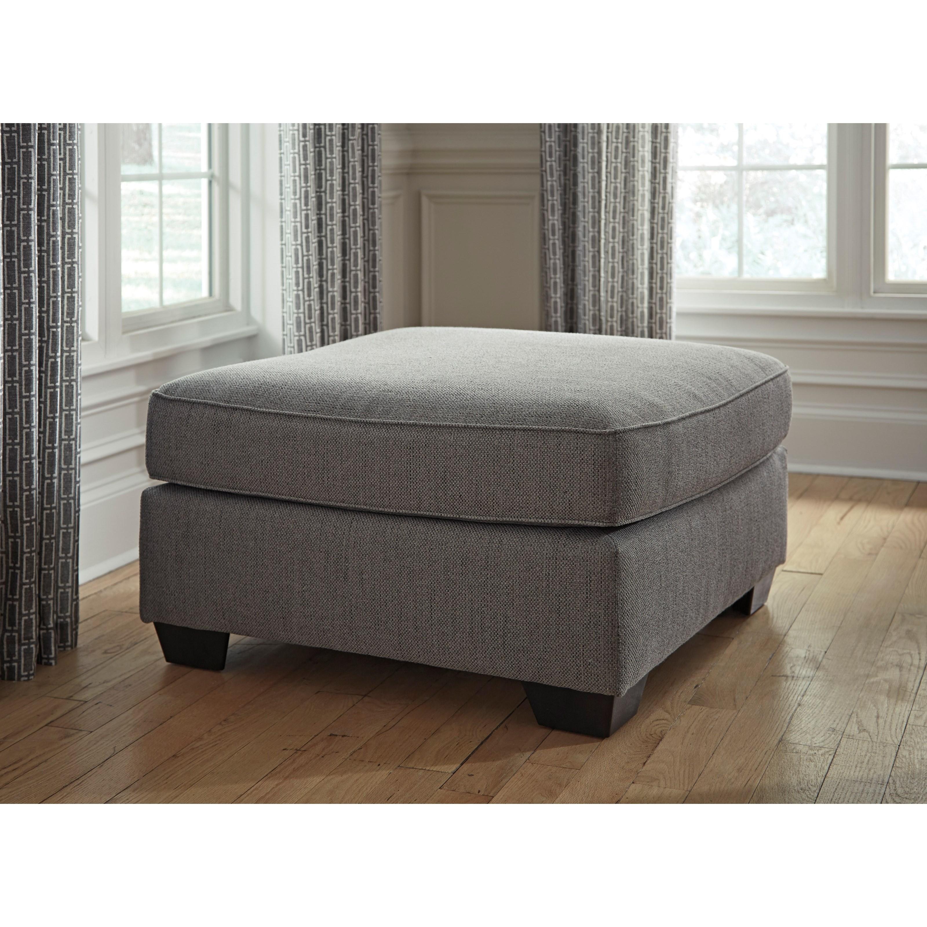 Ashley Furniture Outlet Charlotte: Ashley Furniture Larusi Oversized Accent Ottoman