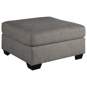 Ashley Furniture Larusi Oversized Accent Ottoman