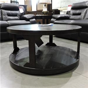 Ashley Furniture Clearance Round Cocktail Table
