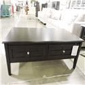 Ashley Furniture Clearance Rectangle Cocktail Table - Item Number: 239913924