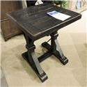 Ashley Furniture Clearance Square End Table - Item Number: 412476510