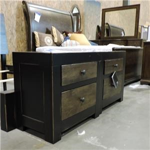 Ashley Furniture Clearance Night Stand