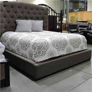 Ashley Furniture Clearance Upholstered Bed