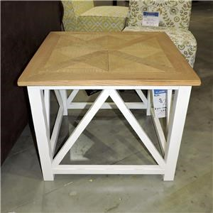 Ashley Furniture         Square End Table