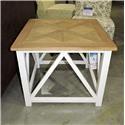 Ashley Furniture         Square End Table - Item Number: 759146361