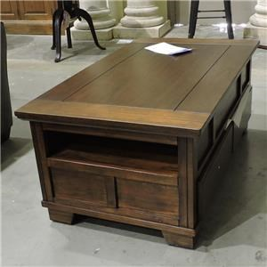 Ashley Furniture Clearance Lift Top Cocktail Table