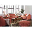 Ashley Furniture Menga Living Room Group - Item Number: 50501 Living Room Group 1