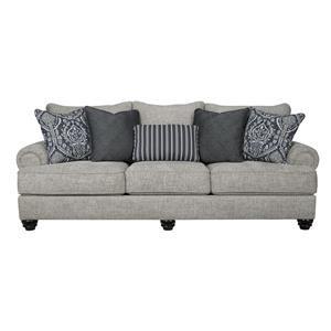 Ashley Furniture Morren 2230238 Dusk Sofa Sam Levitz Sofas